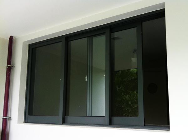 Aluminum Slider Windows : Aluminium doors heavy duty tbt works