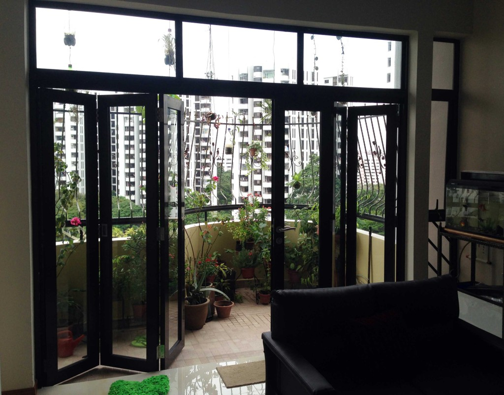Aluminium Windows And Doors Singapore, Window Grilles