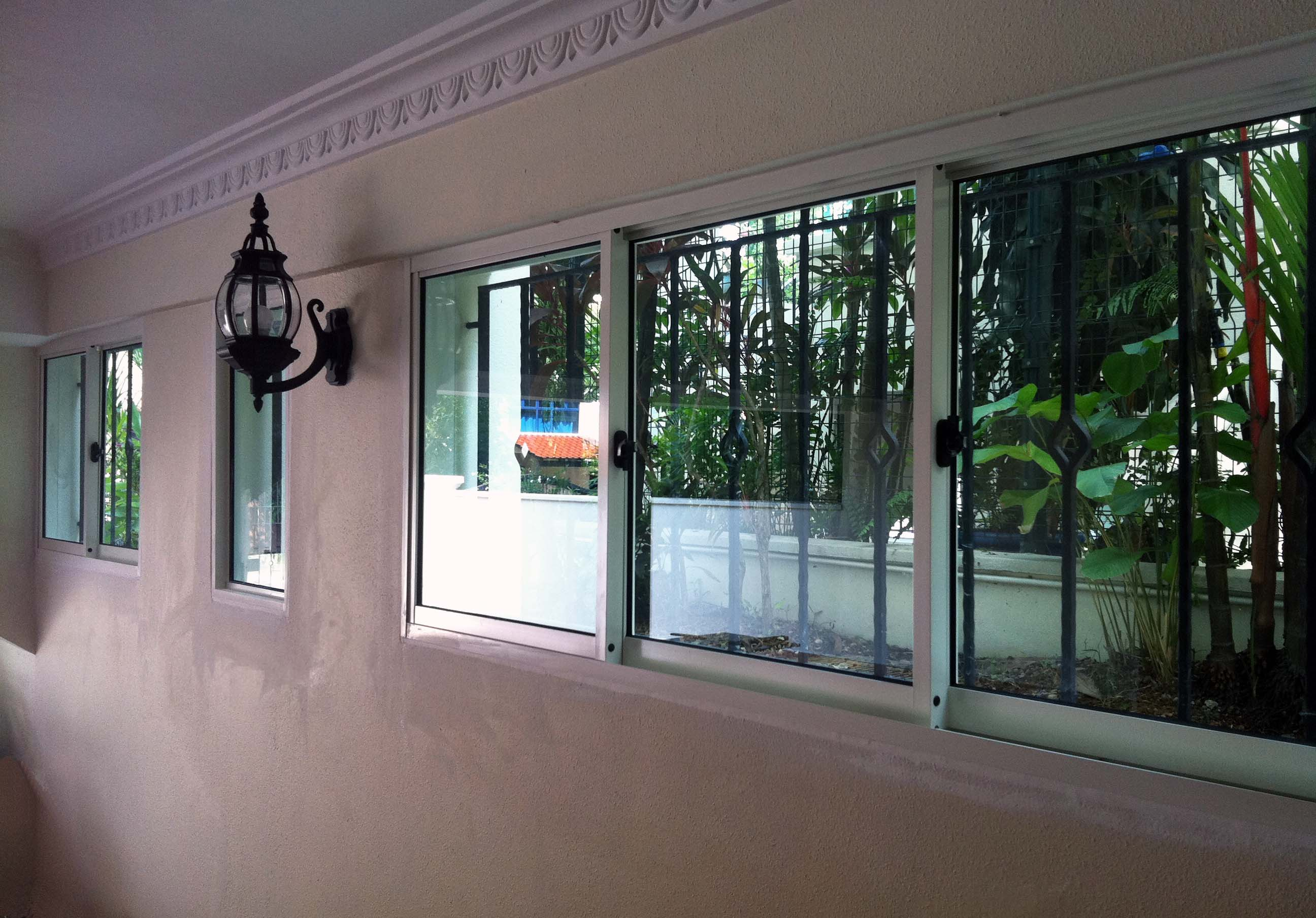 Aluminum Slider Windows : High quality aluminium windows tbt works