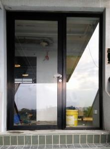 Swing Glass Door